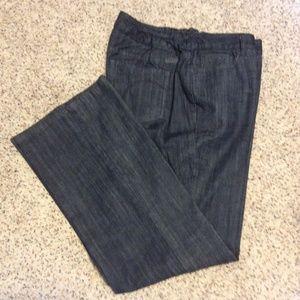 Ladies Plus Size Jeans